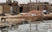 غرق شدن کودک یکساله در جوی روباز کوی سیاحی اهواز + عکس محل حادثه