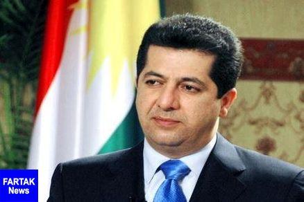 مسرور بارزانی: اولویت ما گسترش روابط با بغداد است نه استقلال
