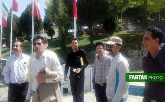 بازدید اصحاب رسانه از شهرستان سنقر و کلیایی به روایت تصویر