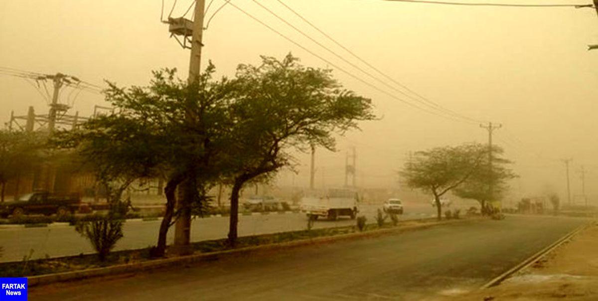 استقرار گرمای هوا در تهران/ گردوخاک در راه است