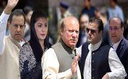 اموال فرزندان «نواز شریف» در پاکستان ضبط میشود