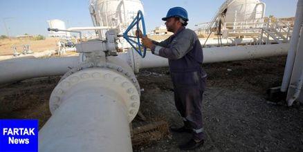 ترکیدگی خط انتقال گاز در شهر آمل