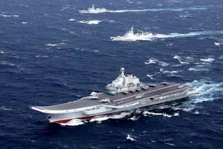 کشتی های جنگی چین وارد خلیج فارس شدند