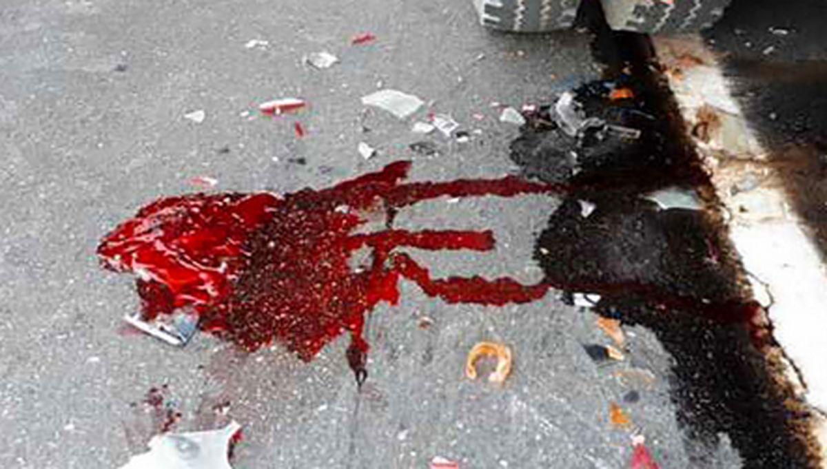 مرگ 2 تهرانی وسط خیابان!