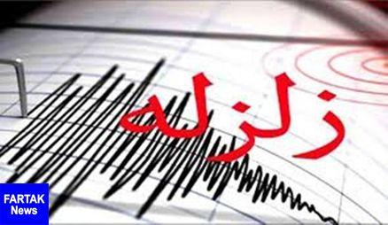 زلزله ای به بزرگی ۳ ریشتر انبارالوم را لرزاند