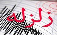 وقوع زلزله در مورموری آبدانان