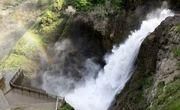 گردشگر شیرازی در آبشار شلماش سردشت غرق شد