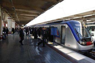 مترو تهران در برابر زلزله 8 ریشتری مقاوم است