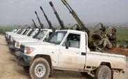 ارسال حجم انبوه سلاح از ترکیه برای تروریستهای ادلب