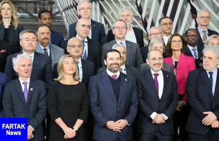 کنفرانس بروکسل با جمع آوری7میلیارد دلاربرای سوریه پایان یافت