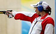 زن ۵۲ ساله در المپیک صاحب رکورد شد