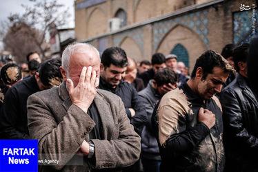 مراسم عزاداری شهادت حضرت فاطمه زهرا (س) در قزوین + تصاویر