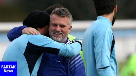 باشگاه استقلال از  مربی خود شکایت کرد