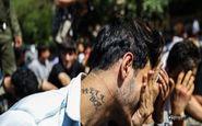 دستگیری ۲۴۰ اراذل در تهران / کشف ۳۳۳ هزار کتاب زاله