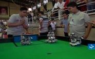 درخشش دانش آموزان قزوینی در مسابقات بین المللی ربوکاپ