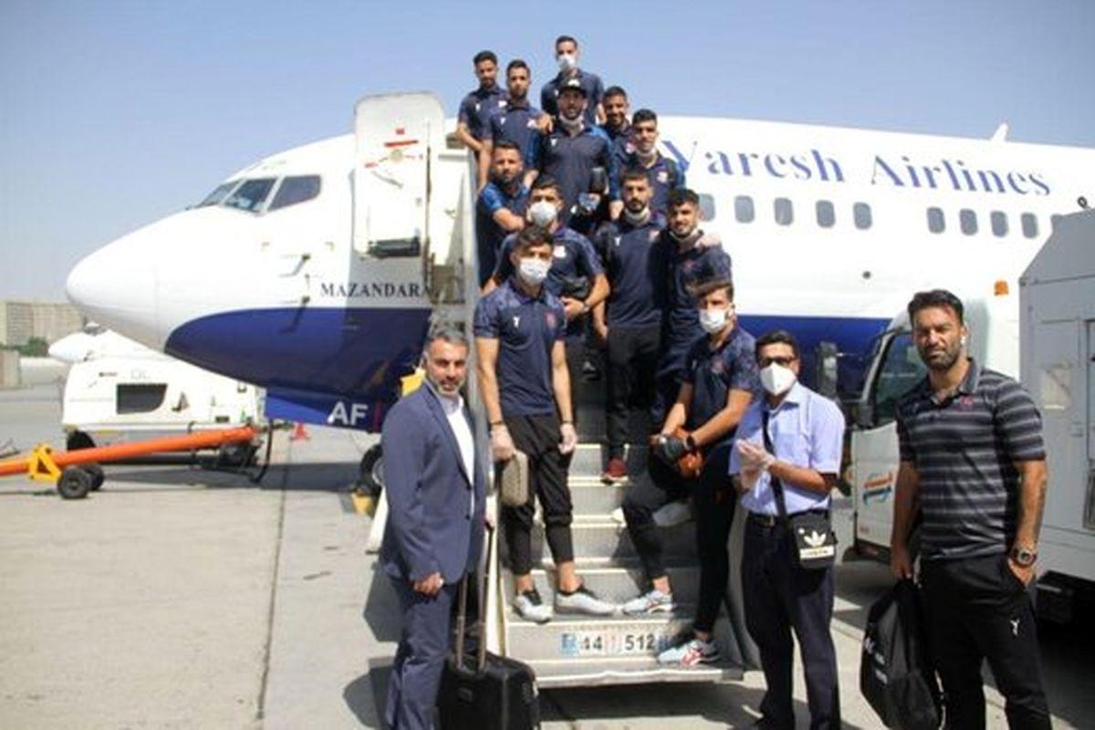 پرواز نساجیچیها به تبریز، لاکچری و اروپایی!