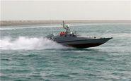 ۵ خدمه شناور صیادی خارجی در آبهای خلیج فارس دستگیری شدند