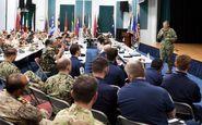 رزمایش دریایی آمریکا و متحدانش در غرب آسیا آغاز شد