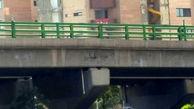 خودکشی دوباره روی پل چمران اصفهان