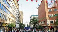 خیابان شهید نجات الهی تهران از فردا یکطرفه می شود