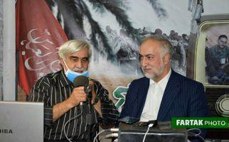 حضور «رادیو جبهه » در نمایشگاه دفاع مقدس با گزارشهای شنیدنی مجتبی سلاحورزی