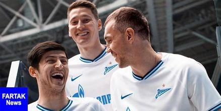 آزمون در لیست بهترین گلزنان تاریخ سوپر جام روسیه قرار گرفت