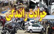 ۳ کشته و ۱۱ زخمی در تصادفات رانندگی فارس