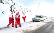 آماده باش ۱۲۴۵ پایگاه امداد و نجات در طرح زمستانی امسال