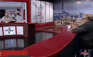 بحث جنجالی مجری و کارشناس تلویزیون بر سر پارتیبازی و آقازادهها