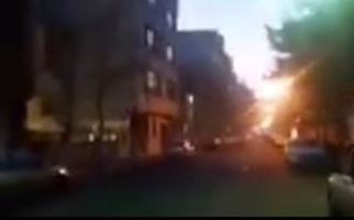 ابراز خوشحالی دراویش گنابادی پس از جنایت امشب در تهران +فیلم