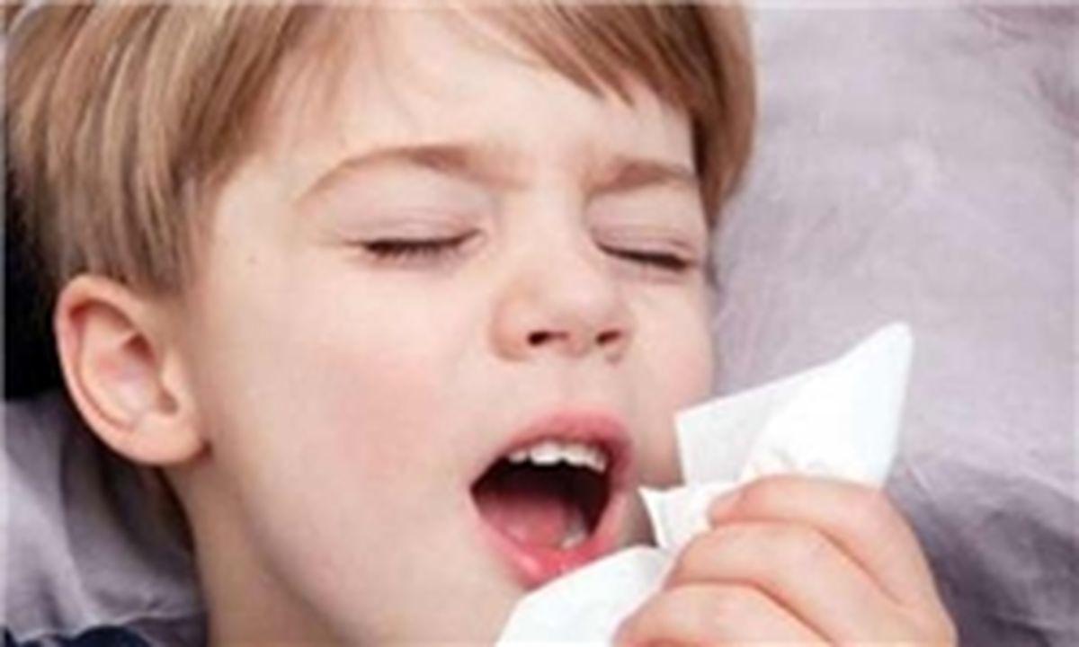مواد غذایی که سبب آلرژی در کودکان میشود