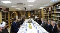 نشست مسئولان نهادهای ایرانی در مرکز اسلامی انگلیس برگزار شد