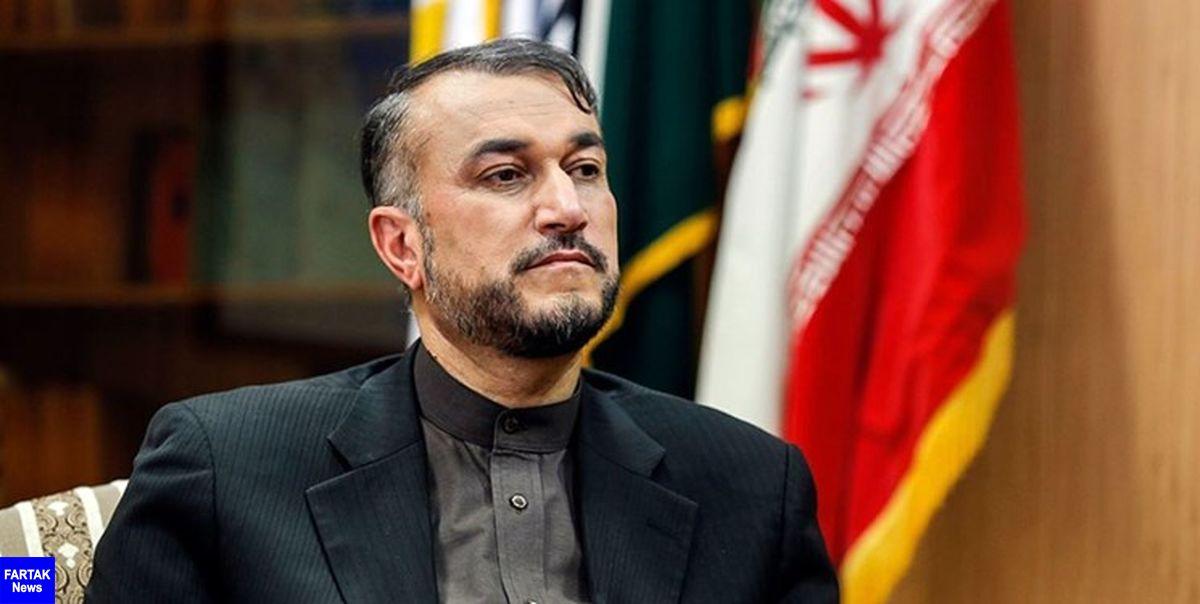 امیرعبدالهیان: نقش شیخ احمد الزین در دفاع از ملت فلسطین و امنیت و ثبات منطقه بسیار مهم بود