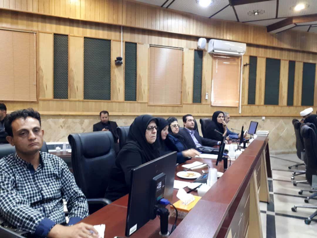 نشست شورای اشتغال بانوان به ریاست استاندار کرمانشاه + تصاویر