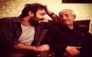 محسن چاوشی داغدارِ پدرش شد