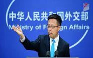پکن: مشکل منطقه برخی کشورها هستند که از هزاران مایل دورتر به دریای چین جنوبی میآیند