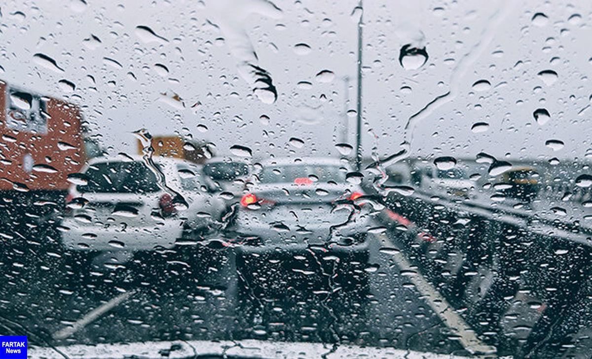 روند بارش های شدید در گیلان از امروز آغاز می شود
