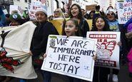 پرونده ۷۰۰هزار  مهاجر روی میز دولت ترامپ