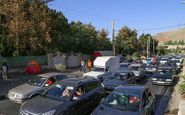 افزایش تردد در جاده چالوس و هراز