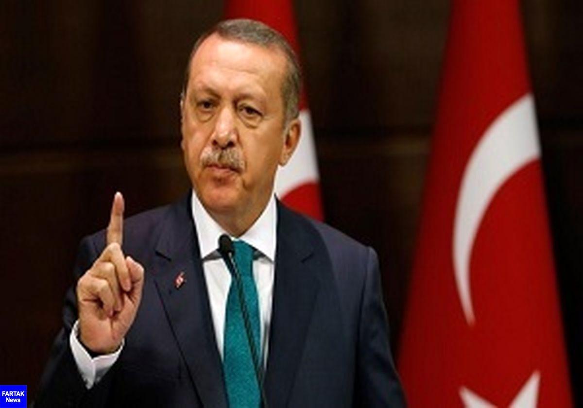 اردوغان:  ما در مدیترانه مهمان نیستیم بلکه صاحبخانه هستیم