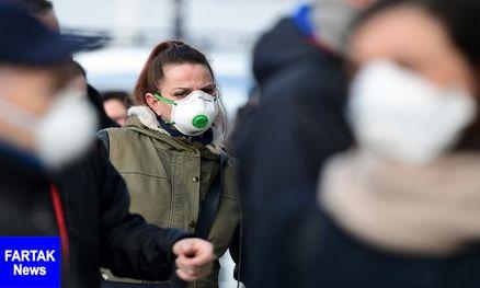 ماندگاری یک هفته ای کرونا ویروس روی لایه بیرونی ماسک