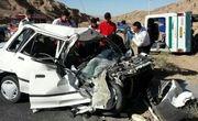 تصادف خونین در جاده بافق، هشت کشته برجای گذاشت