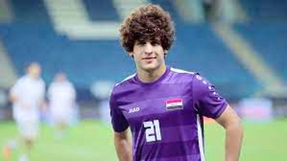 کری سنگین ستاره تیم ملی عراق برای دیدار های مقدماتی جام جهانی