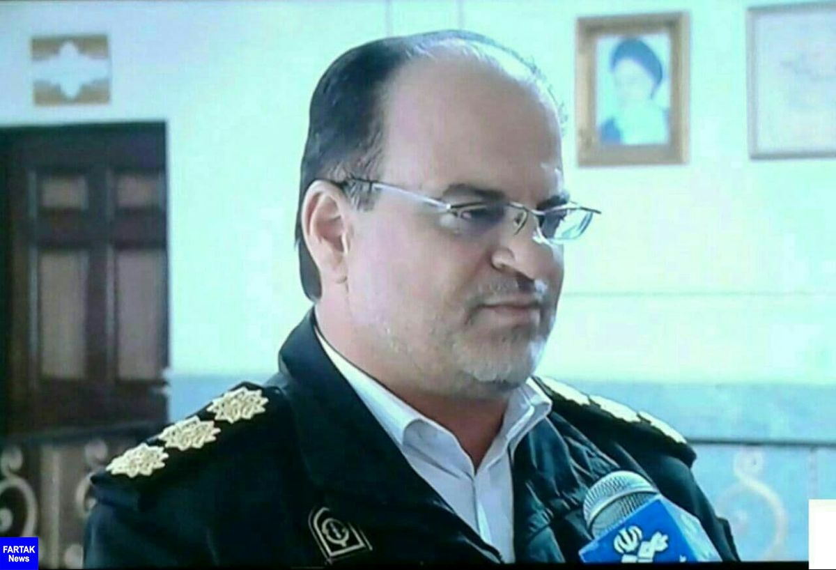 کسب رتبه اول کشوری پلیس راهور کرمانشاه در کاهش تعداد جان باختگان