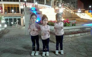 زندگی روزمره خواهران سهقلوها به روایت تصویر