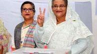 حزب حاکم بنگلادش در انتخابات پارلمانی پیروز شد
