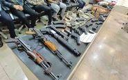 پایان سرقتهای گانگستری دزدان مسلح
