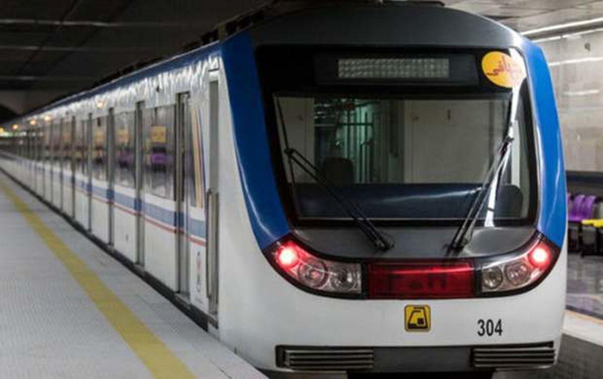قطار شهری مشهد در روز شهادت امام رضا(ع) رایگان است