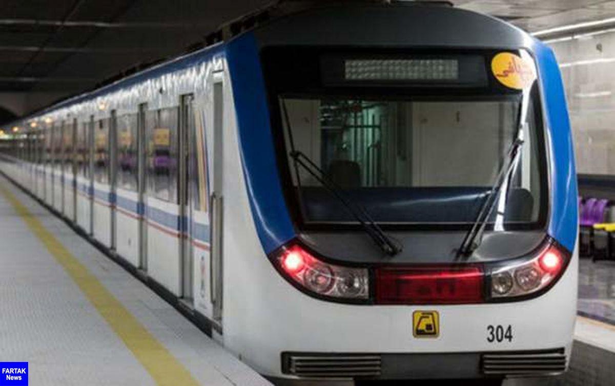۱۴ ایستگاه جدید متروی تهران در شمال غرب تهران ساخته می شود