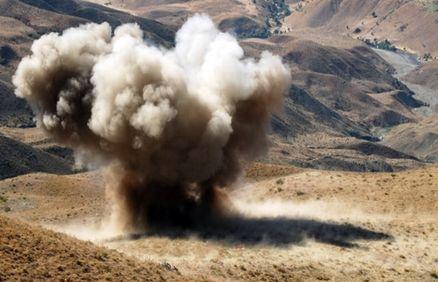 انفجار مین در نوسود یک مصدوم بر جای گذاشت